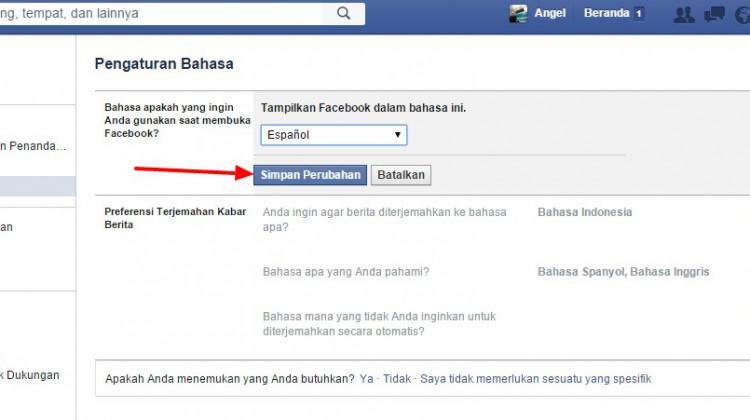Como eliminar tu apellido en facebook